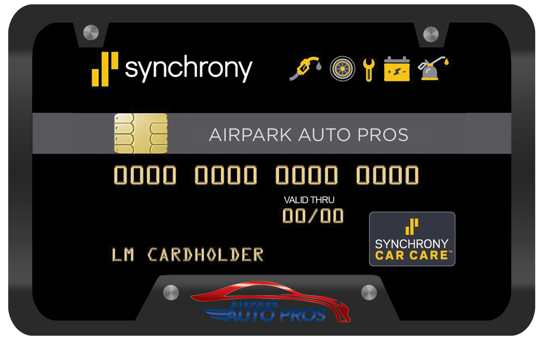 Synchrony Financing | Airpark Auto Pros
