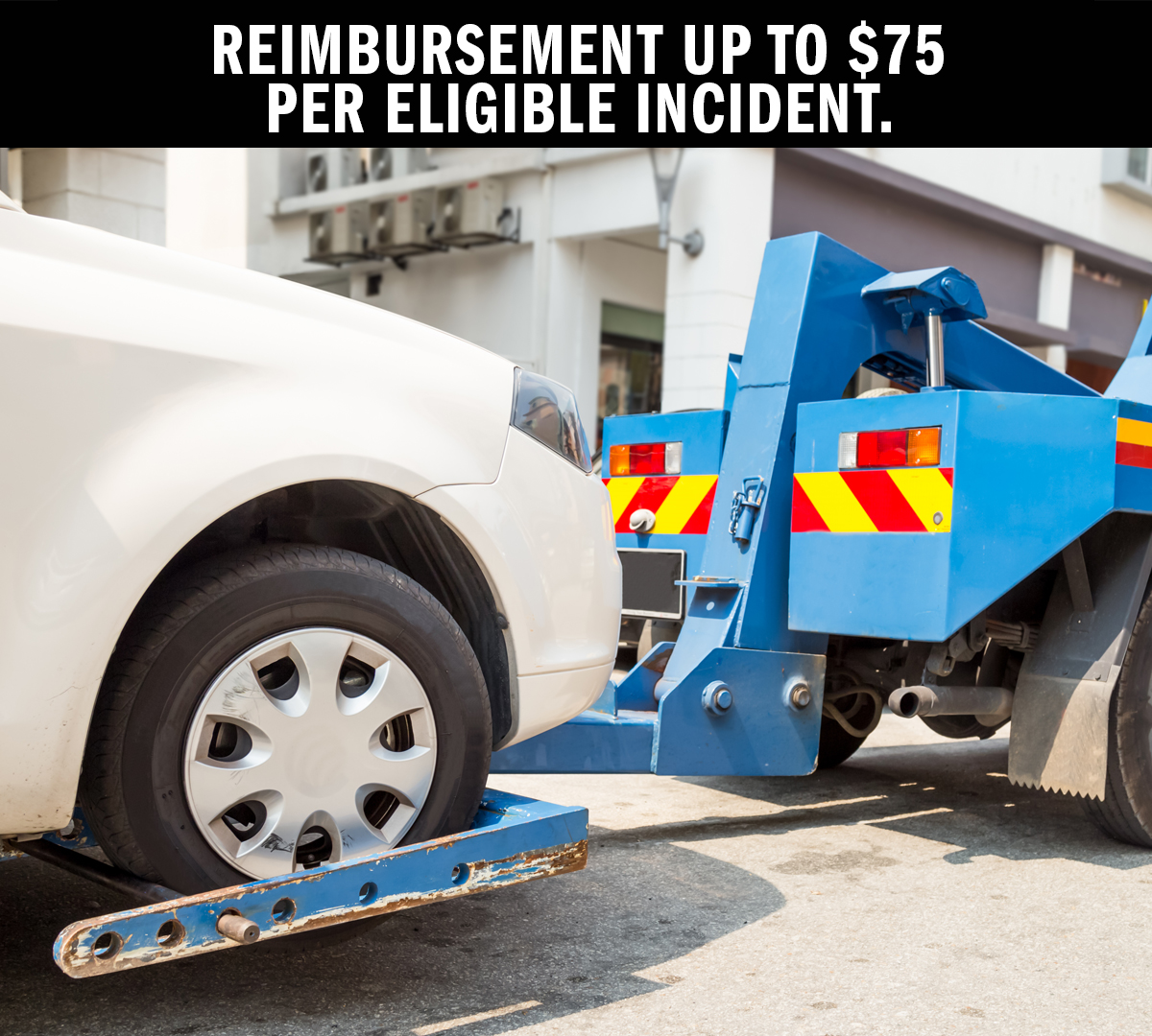 Reimbursement up to $75 | Airpark Auto Pros
