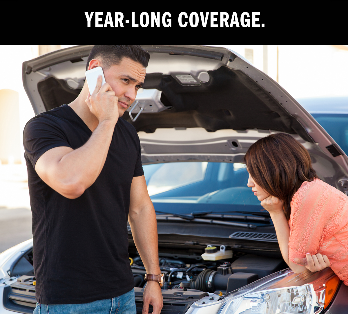 Year-long Coverage | Airpark Auto Pros